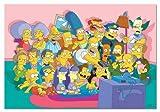 Educa Borrás 13456 - 1000 Los Simpsons