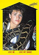Kirk Cameron trading card Growing Pains Mike Seaver 1988 Topps #59