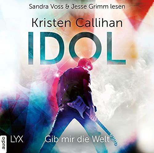 Idol - Gib mir die Welt Titelbild