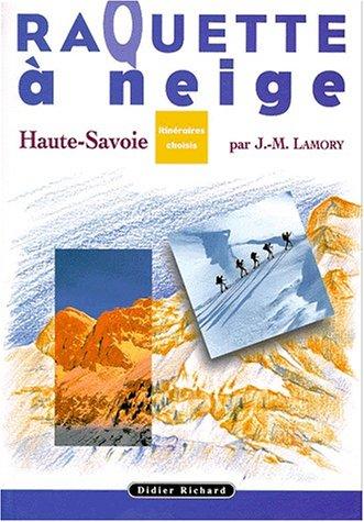 La raquette à neige en Haute-Savoie