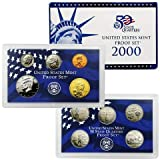 10-Piece beautiful set, hand-picked for quality and eye appeal. Set contains Kennedy half, 5-Statehood Washington quarters (Massachusetts, Maryland, South Carolina, New Hampshire and Virginia), Roosevelt dime, Jefferson nickel, Lincoln penny and Saca...