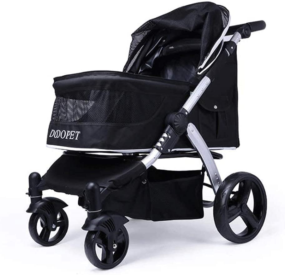 San Antonio Mall Pet stroller Travel Regular dealer Stroller Dog Trolley