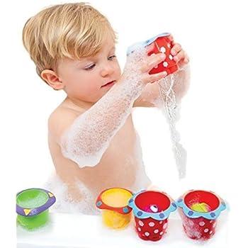 Nuby Bath Time Fun Splish Splash Cups
