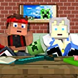 Thank You (Minecraft Mkto Parody) Feat. Hans Inglish And Damielou Shavelle