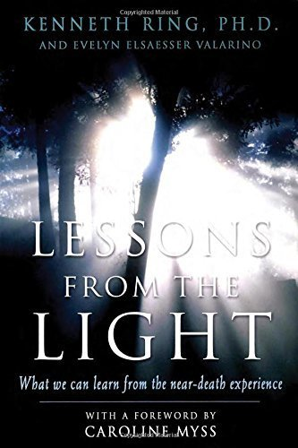 Lessons from the Light: What We Can Learn from the Near-death Experience by Ken Ring (11-Aug-2006) Paperback