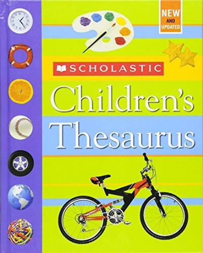 Scholastic Children's Thesaurus