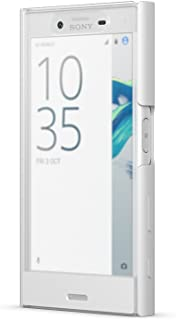 Sony L'Style Cover Touch SCTF20 - Funda con Tapa táctil para móvil Xperia X Compact, Color Blanco