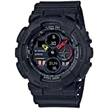 Casio G-Shock Men's Analog-Digital GA140BMC-1A Watch Black