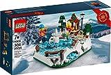LEGO 40416 Pista de Patinaje sobre Hielo 2020 Promoción de Navidad (edición Limitada 2020)