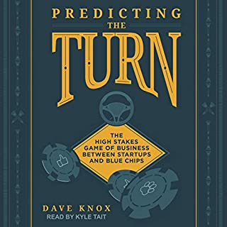 Predicting the Turn audiobook cover art