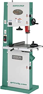 Grizzly G0513X2 1734; 2 HP Bandsaw w/Cast Iron Trunnion