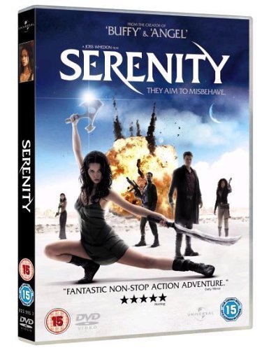 Photo of Serenity [DVD] [2005]