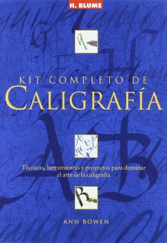 Kit completo de caligrafía: 70 (Artes, técnicas y métodos)