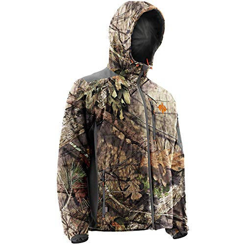 Nomad Men's Dunn 2.0 Camo Hunting Jacket N4000040 (Mossy Oak Country, Medium)