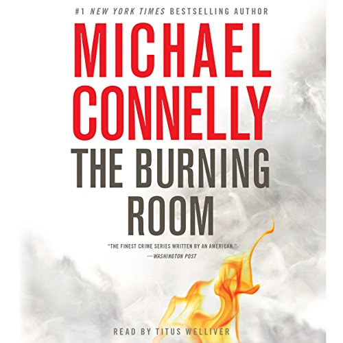 The Burning Room cover art