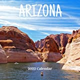 Arizona 2022 Calendar: Arizona 2022 Wall Calendar, Office Calendar, 18 Months.