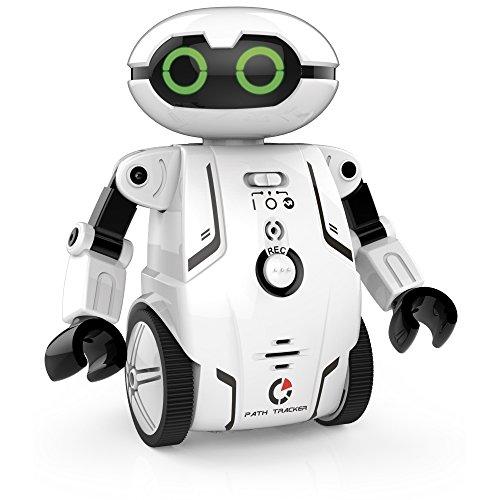 Rocco Giocattoli 88044 Maze Breaker - Robot de Juguete Interactivo, Modelos Surtidos, Color Blanco