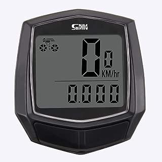 Marasala Cuentakilómetros para Bicicleta inalámbrico