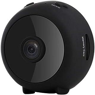 A11 Redondo Pequeño Tamaño WiFi IP Mini Cámara Full HD 1080P Infrarrojo Visión Nocturna Detección de Movimiento Grabador de Video