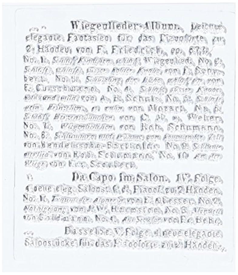 Prima Marketing Finnabair Clear Stamp 2.2