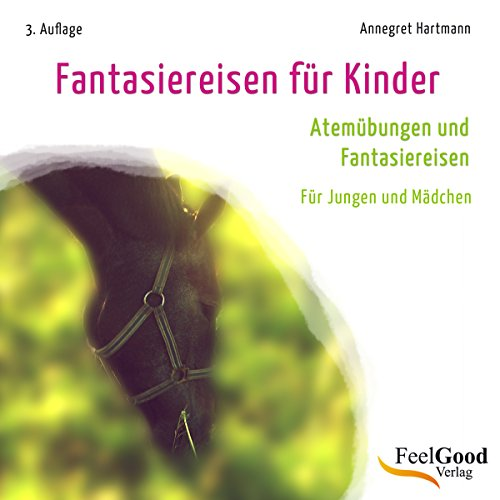 Fantasiereisen für Kinder. 2. Auflage                   By:                                                                                                                                 Annegret Hartmann                               Narrated by:                                                                                                                                 Annegret Hartmann                      Length: 38 mins     Not rated yet     Overall 0.0