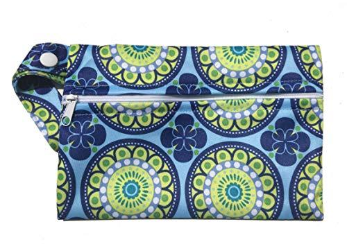 Mr. Leon Frauen Kosmetiktasche zur aufbewahrung Tampon oder Slipeinlagen / reise Kosmetiktasche klein wetbag Damen