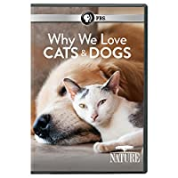 Nature: Why We Love Cats & Dogs [DVD] [Import]