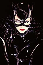 Michelle Pfeiffer as Catwoman Iconic Pose Batman Returns 18x24 Poster