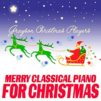 Merry Classical Piano For Christmas