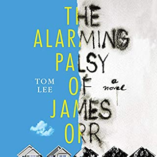 The Alarming Palsy of James Orr cover art