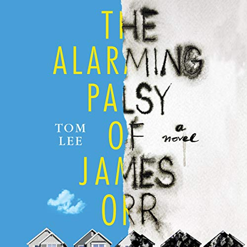 『The Alarming Palsy of James Orr』のカバーアート