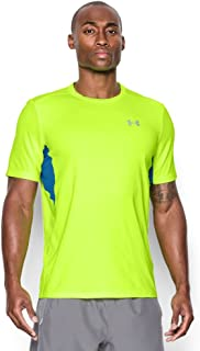 Under Armour Men's Coolswitch Run Short Sleeve Top