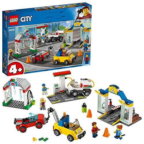 LEGO City Town: Centro Automovilístico