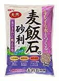 麦飯石の砂利 5kgamazon参照画像