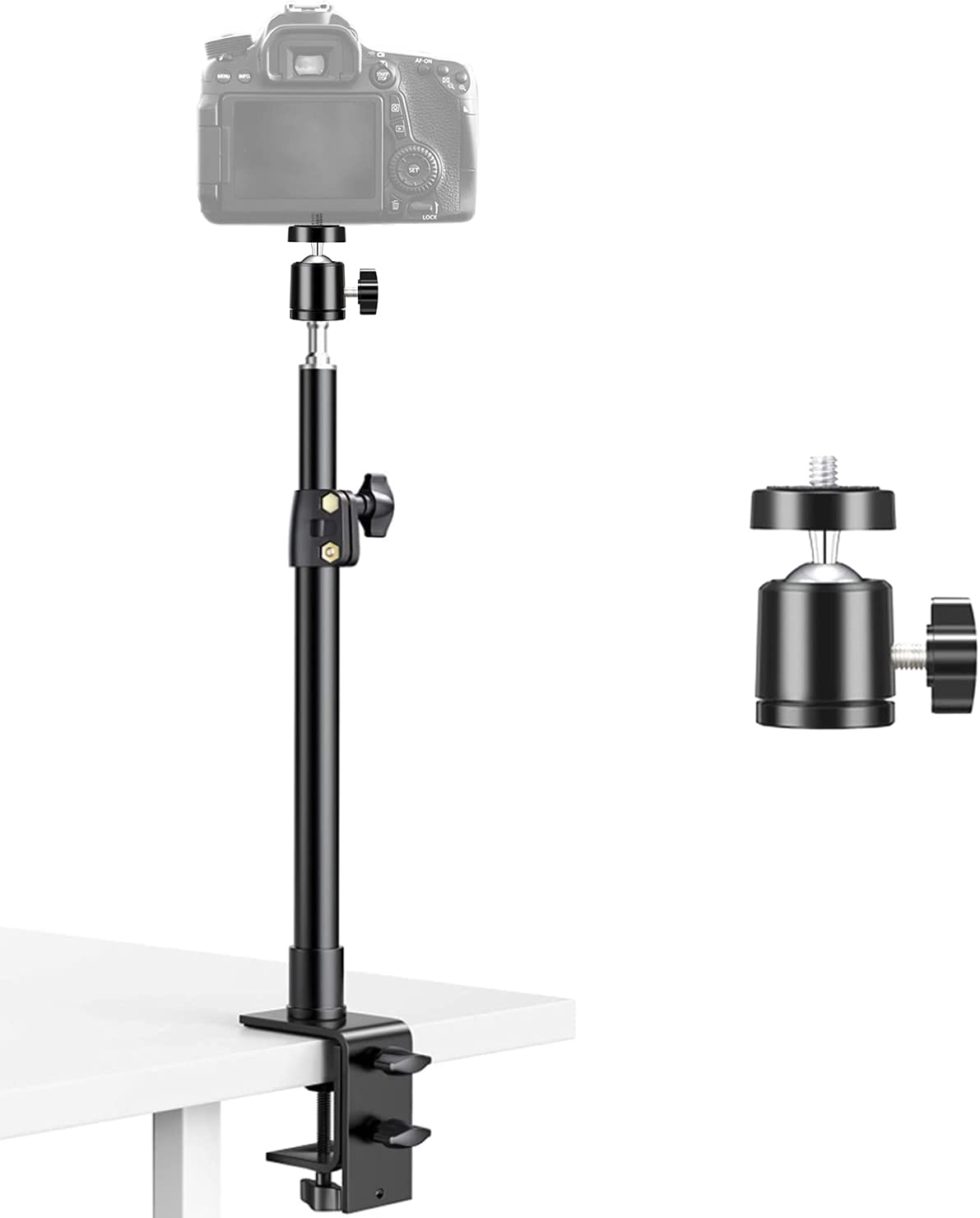 Fotoconic Camera Ranking TOP10 Desk Mount Stand with Ro 4