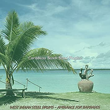 West Indian Steel Drums - Ambiance for Barbados
