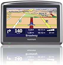 TomTom ONE XL-S 4.3-Inch Widescreen Portable GPS Navigator (Discontinued by Manufacturer)
