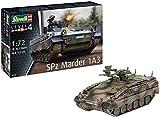 Revell 03326-maquette de Char à Construire SPZ Marder 1A3-échelle 1/72-niveau 4/5 Maquette, 03326