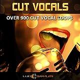 Cut-Vocals Party - Dj Vocal Loops per Techno & Dance|WAV Files DVD non BOX|IT