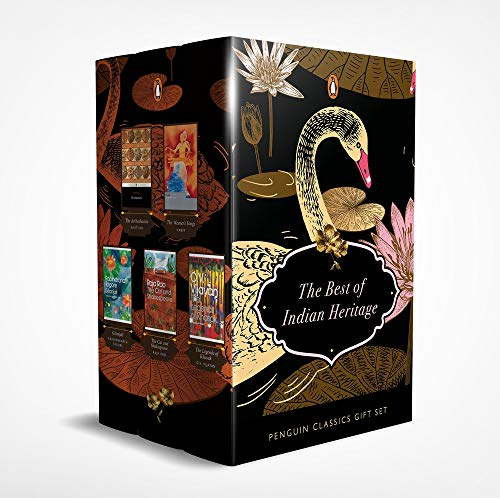 Penguin Classics Gift Set: The Best of Indian Heritage