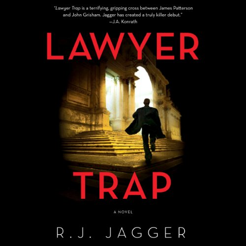 Lawyer Trap audiobook cover art