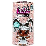 LOL Surprise 576-6220 Hairgoals, Makeover Series, 15 surprises
