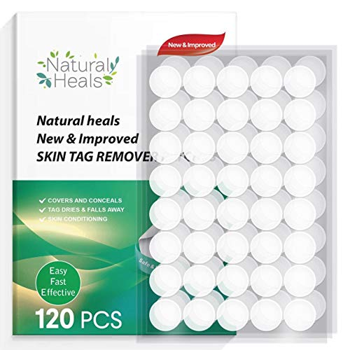 Skin Tag Remover Muttermal Entfernen, Mole Removal, Hautpflege Pflaster, Spot Repair Hydrocolloid (Hydrokolloid) Patches, für Gesicht und Pflege,120 Stück