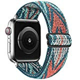 VISOOM Stretchy Band Compatible with Apple Watch...