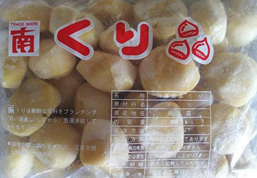 韓国産 一級品 生ムキ栗 500g ( 約40-45個 ) むき 栗 くり 加熱してお召し上がりください。剥き