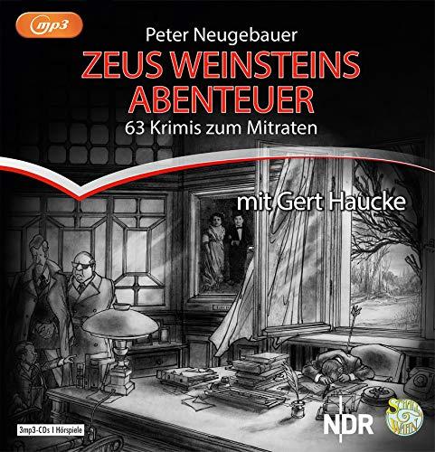 Zeus Weinsteins Abenteuer cover art