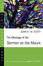 The Message of the Sermon on the Mount (Matthew 5-7 : Christian Counter-Culture)