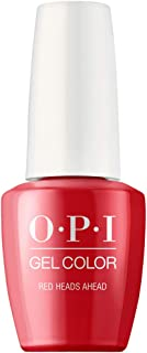 OPI Gelcolor Red Heads Ahead, 15 ml