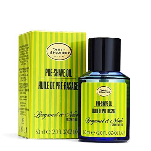 The Art of Shaving Pre-Shave Oil, Bergamot & Neroli, 2.0 Fl Oz