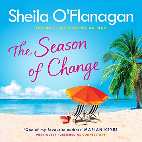 The Season of Change audiobook cover art